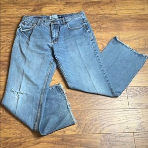 AEROPOSTALE bootcut men's jeans size 34/32